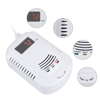 fire alert lpg gas leak battery operated natural methane gas sensor detector de gas with led display