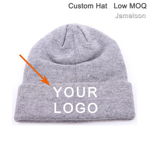 dfe8ca92c76 Small MOQ customized winter sport hat baseball 3D stitching embroidery  unisex fitted size warm cap headwear