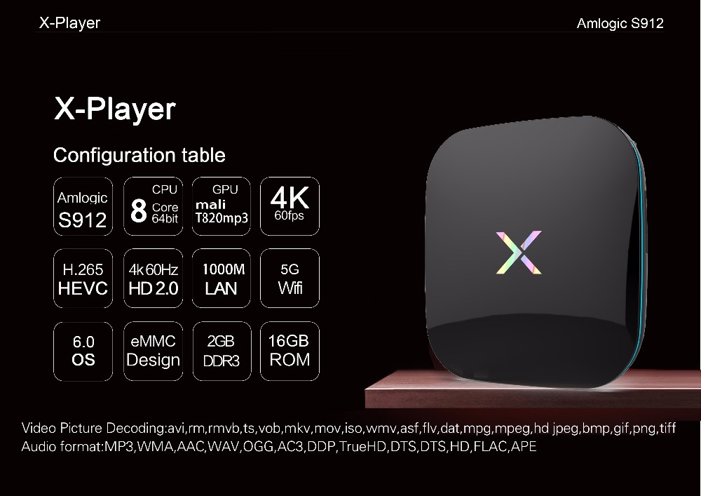 Google Play Store App Download Android Xplayer X Box Watch Free Tv Channels  S912 Octa Core - Buy Android Tv Box X Player,Android 6 0 X Player,Amlogic