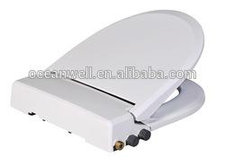 Oceanwell Intelligent siège de toilette avec de diverses fonctions et céramique bidet