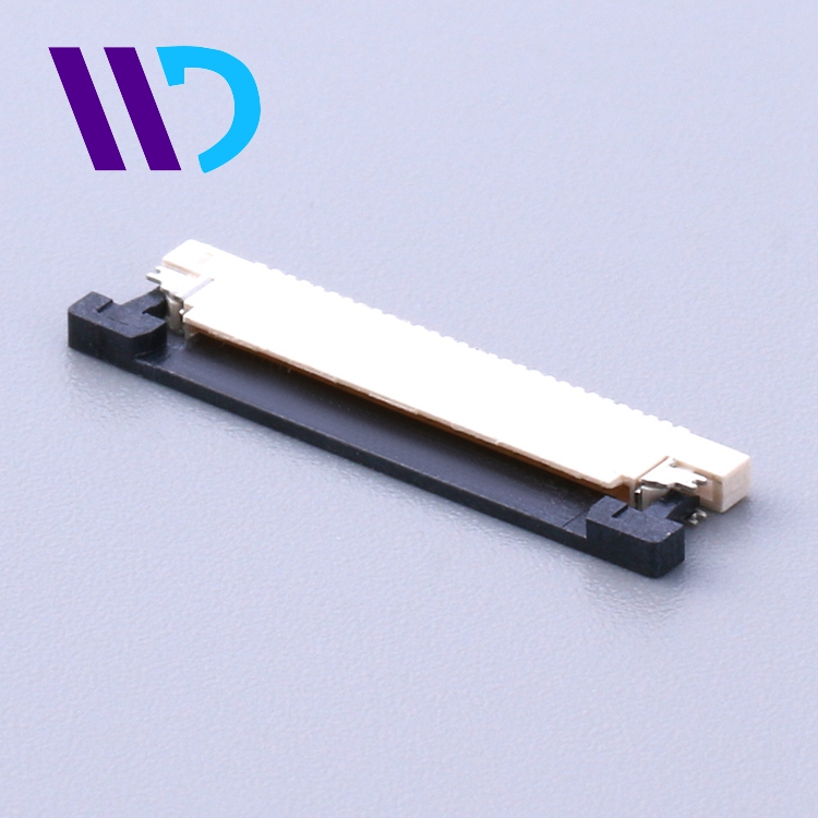 Wenda new design 0.62mm pitch ffc fpc connector