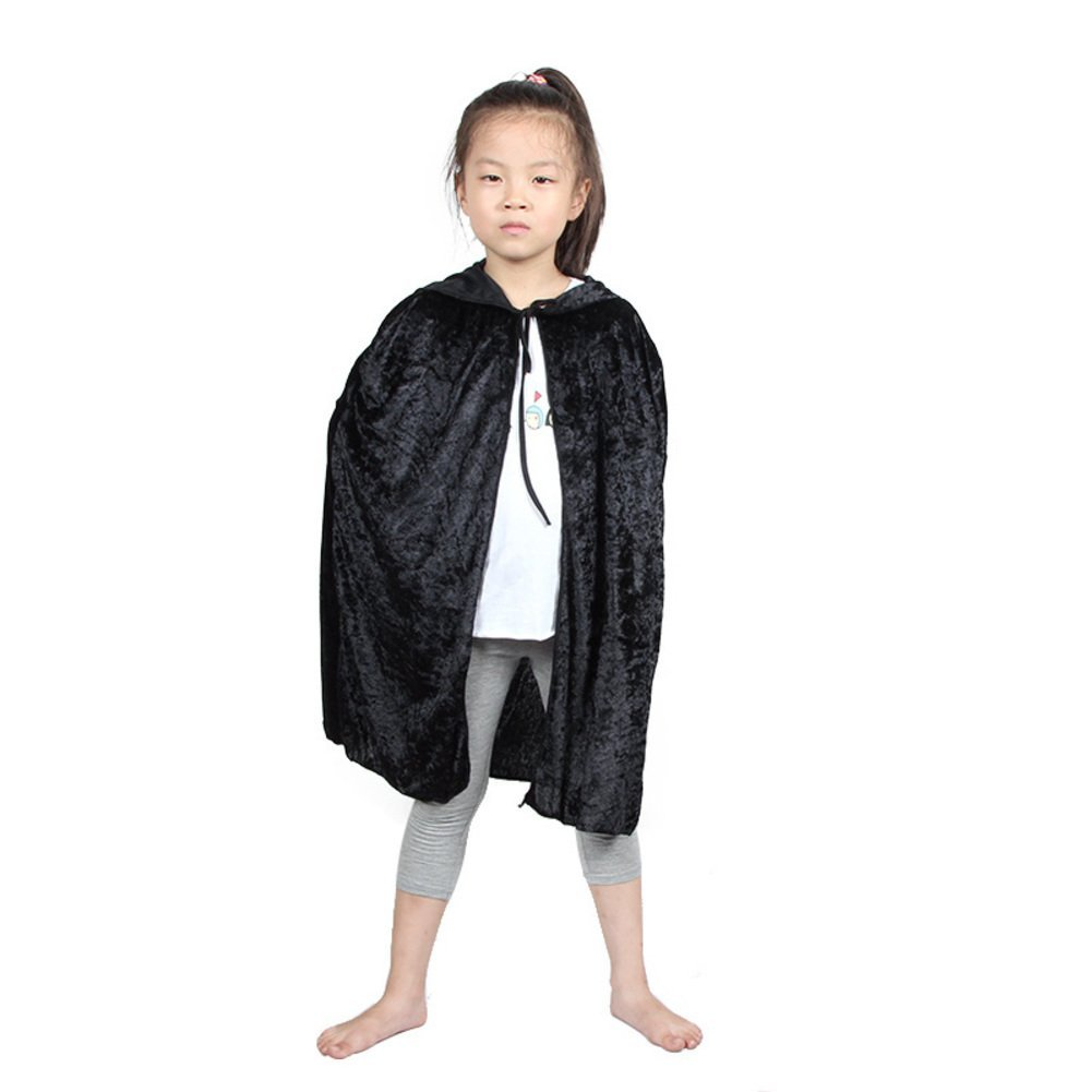 christmas clothingadults children cloakdeath witch cloakmasquerade f