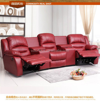 Home Theater Recliner Sofa Home Cinema Leather Sofa Home Cinema Sofa