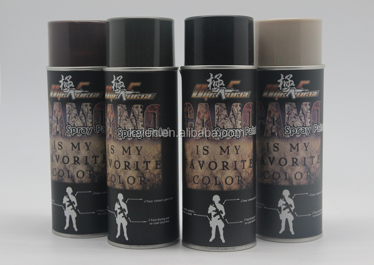 ULTRAFORCE Military Spec for Army SprayPaint Industrial -450ml
