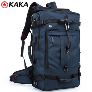 kaka 2018 large capacity 50L 3ways multifunction army camping waterproof army travelling hiking backpack