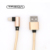 L Bending MVP USB Charging Cable Elbow Data USB Cable for Android Phone 90 degree micro usb cable
