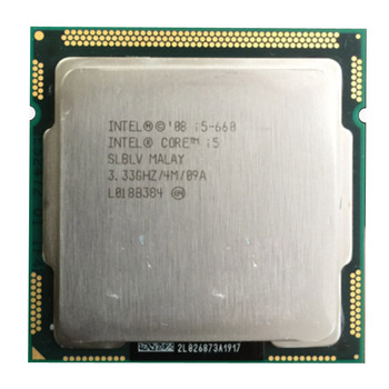 Best sell High Quality cpu intel core i5 660 processor for desktop in large stock
