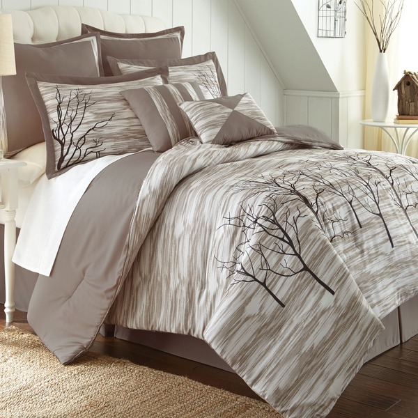 High Quality Tree Pattern Quilt Bedding Set Buy Tree