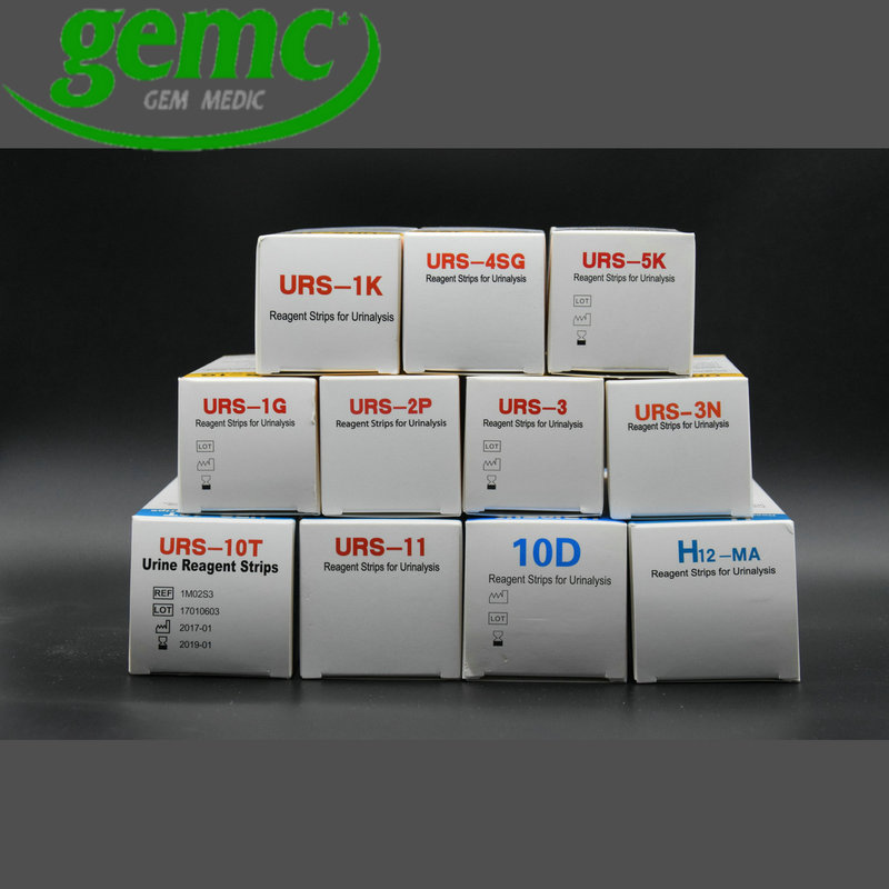 1~11 Paremeter Urinalysis Test Strips