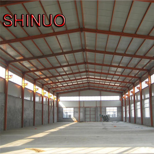 Commercial metal steel workshop iron prefabricated structure sheds buildings with cheap costs