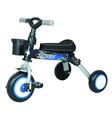 European CE standard folding Baby trike Hot sale tricycles with wheel lighting Folding children tricycle