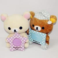 Personalized Happy Valentine Day Plush Bear Toys, Valentine Decoration