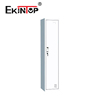 Ekintop tall thin military narrow single door metal steel file storage cabinet