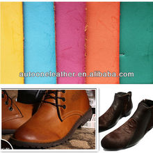 Pu leather for man aldo shoes textiles