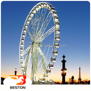 Beston playground second hand 30m ferris wheel for sale