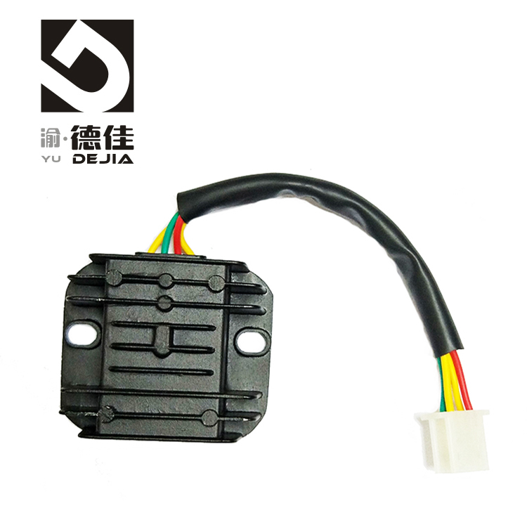 Reliable Quality FXD125 4 Wires Motorcycle Voltage Rectifier Regulator