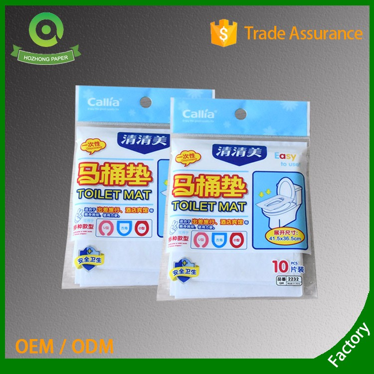 good quality White toilet seat cover paper