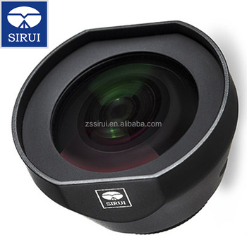SIRUI 18-WA 18mm 0.45X 96 degree wide angle phone camera extra lens FOB Price