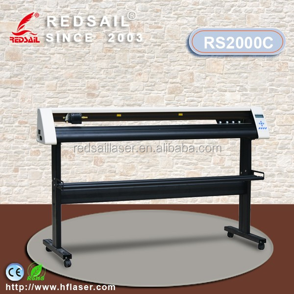 Hot sale! Large Format Size Cutting Plotter RS2000C with Artcut Software