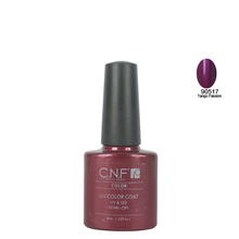 Color 90517 CNF 1pcs High quality Long lasting soak off LED UV Nail Gel Polish UV