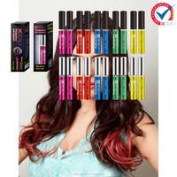 Rainbow hair color REAL+ temporary hair dye