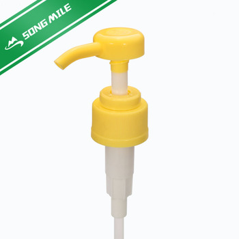 Special design good quality plastic cheap shampoo pump