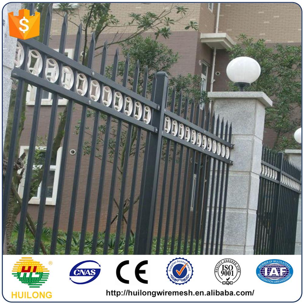 Finden Sie Hohe Qualität Vierkantrohr Zaunpaneele Hersteller und ...