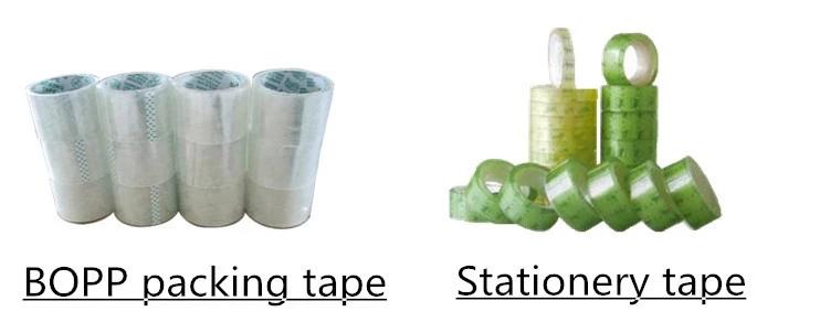 1300mm BOPP adhesive tape jumbo roll slitting cutting rewinding machine