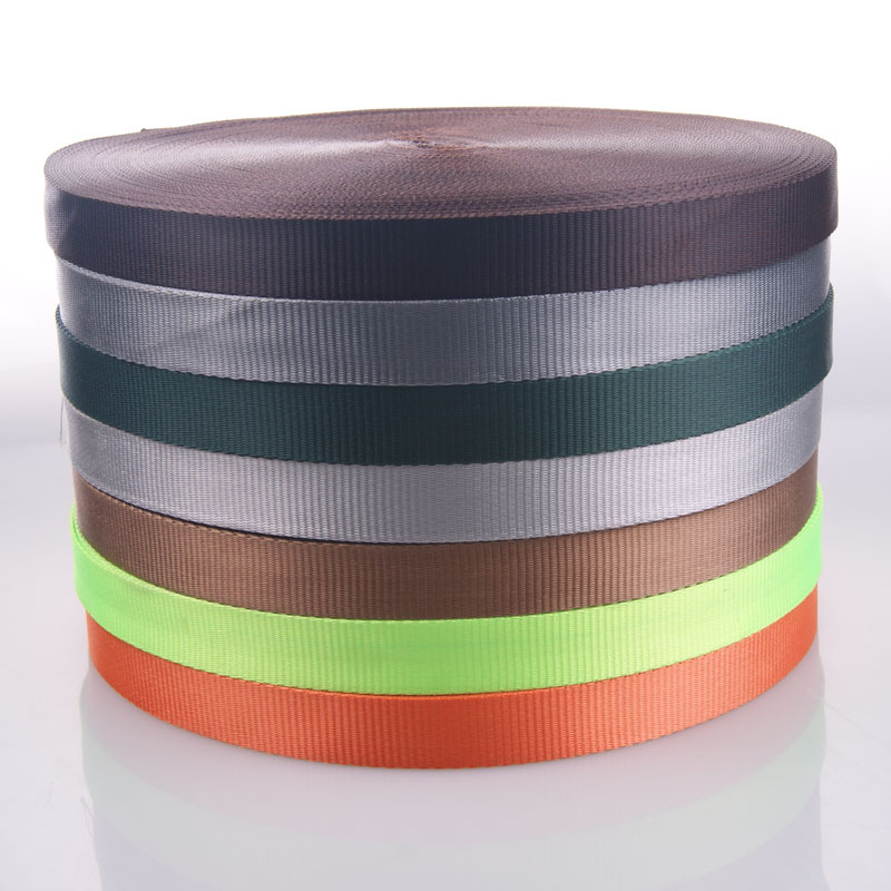 Wholesale jacquard nylon material webbing sling for furniture