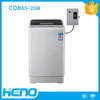 coin operate fully automatic washing machine for hospital/school/factory