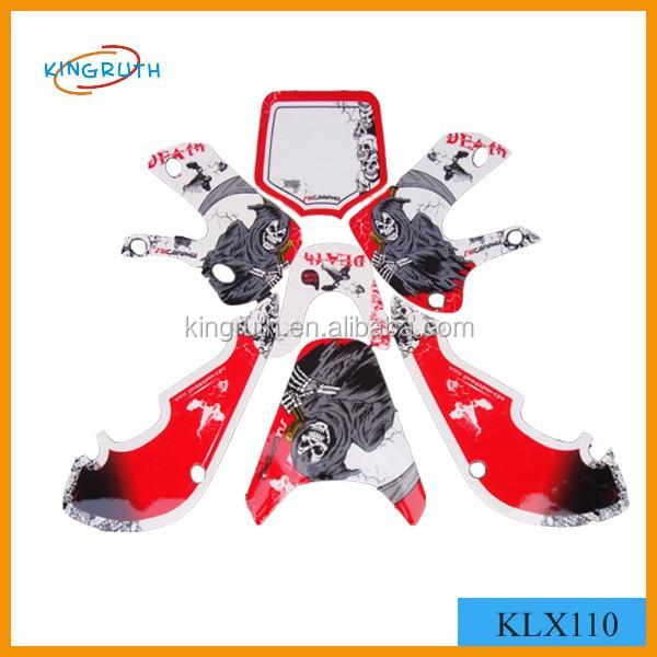 High performance KLX110 motorcycle graphic kit China