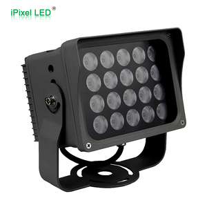 IP65 waterdichte DMX512 led bar rgbw, 4in1 10 w rgbw outdoor led verlichting muur wasmachine