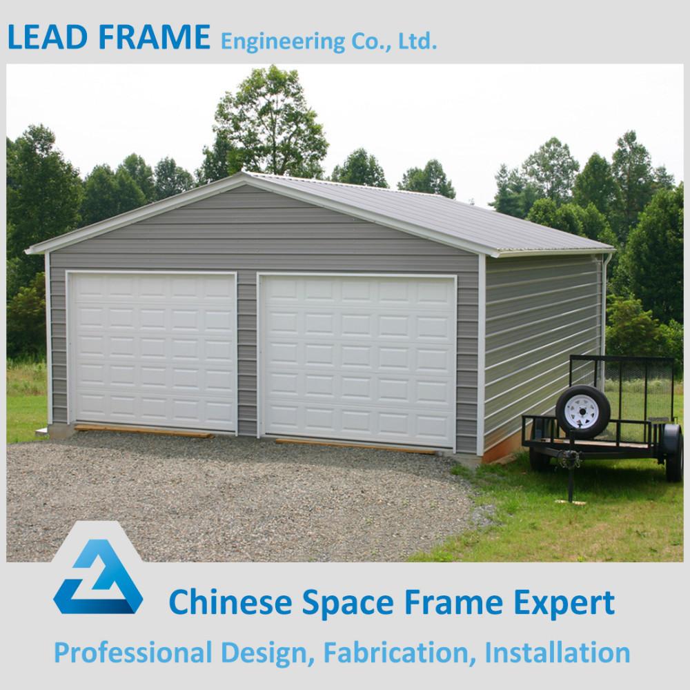 garage structure m tallique pr fabriqu e hangar en acier maisons pr fabriqu es id de produit. Black Bedroom Furniture Sets. Home Design Ideas