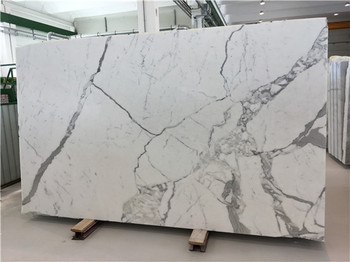 Best Quality Calacatta White Marble Chinese Slab Italy Tile