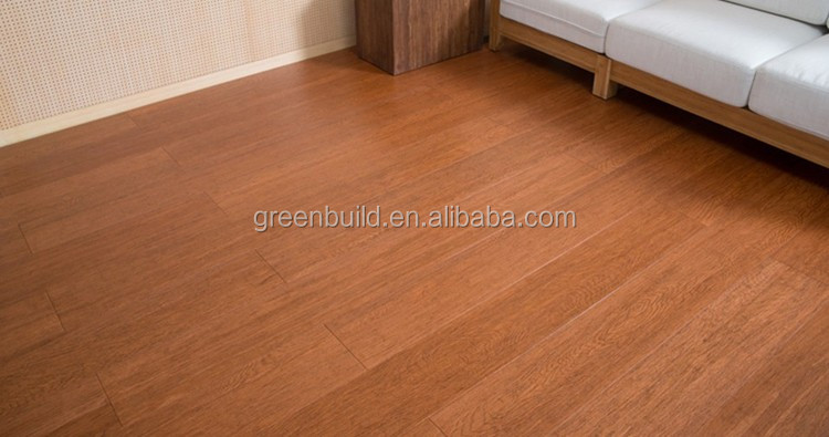 Houtnerf santos mahonie mm solid bamboe vloeren buy houtnerf
