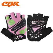 Wholesale CBR Wholesale Factory cycling gloves Lycra short finger ...