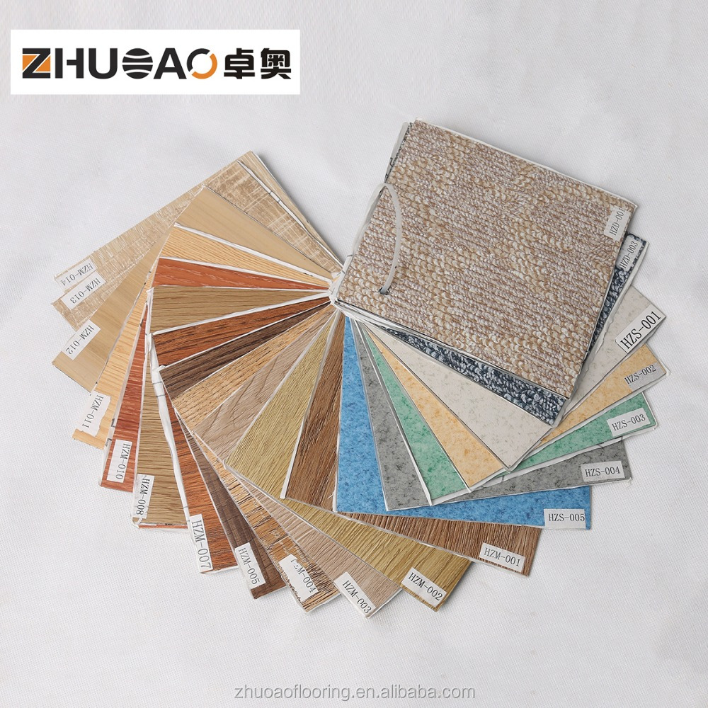 Artificial stone laboratory rubber self adhesive flooring
