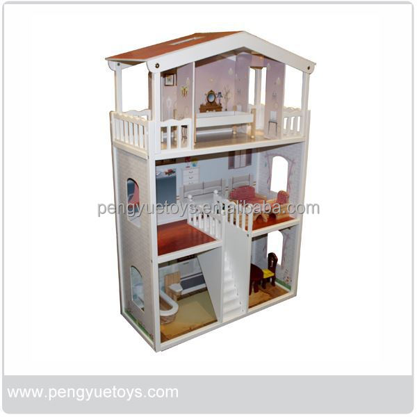 G-5132 outdoor wooden tree house for kids