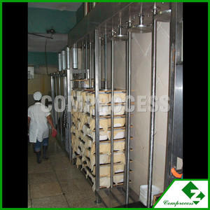 cheese press machine/cheese making equipment for sale