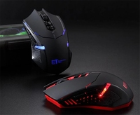 Silent Click 7 Buttons 2.4G wireless Optical USB Cordless Gaming Laptop Mouse Ergonomic Mice with Nano Receiver