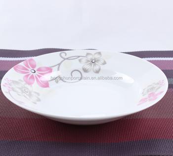 decorative pie plates/disposable buffet serving dish/wholesale bone china plates & Decorative Pie Plates/disposable Buffet Serving Dish/wholesale ...