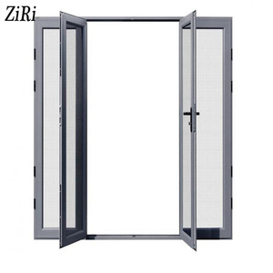 Cheap house used aluminum screen windows for American market
