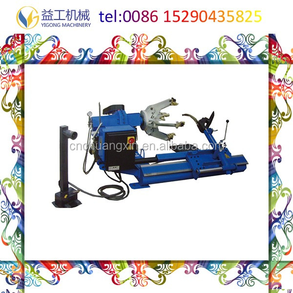 automatically change tyre with Heavy Duty Tire Changer