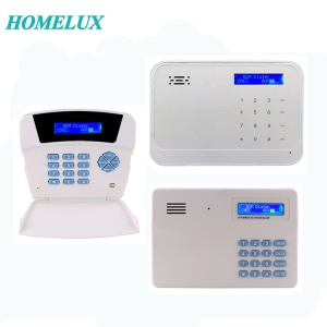 Long-range Wireless Telephone Keypad Alarm GSM Dialer With LCD Display
