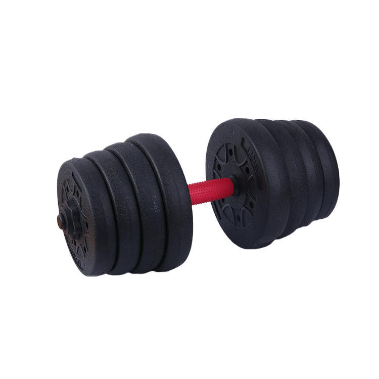 Professional Exercise Promotion Weight Lifting Adjustable 10kg Dumbbell For Gym Training