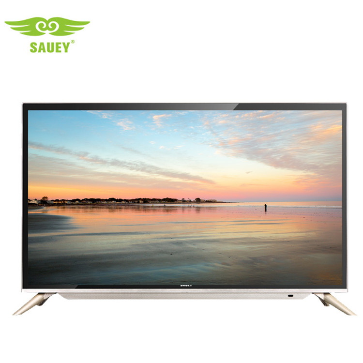 Short Delivery Time 43 Inch Android 7.0 System with Soundbar DLED Smart <strong>TV</strong>