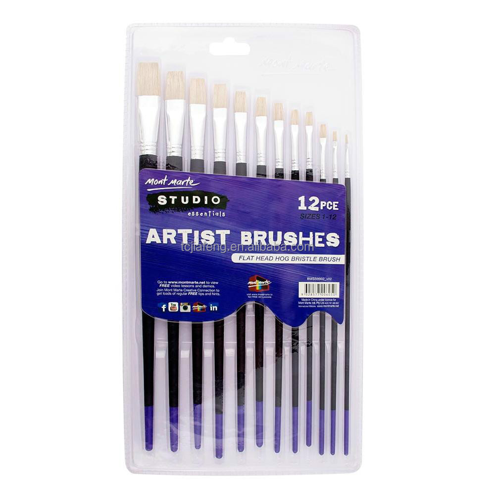 Mont Marte Artist Brush Set