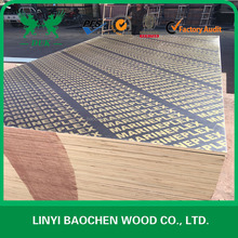 Phenolic Film Faced Plywood Board Price/ Structural Plywood/ Film Faced Shuttering Plywood