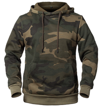 2019 Nieuwe Camouflage <span class=keywords><strong>Hoodies</strong></span> Mannen Militaire Stijl Fleece Kapmantel Casual <span class=keywords><strong>Camo</strong></span> Hoody Sweatshirt Plus Size Warme Dikke Trainingspak