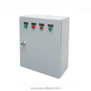 Instrument Enclosures Control Box For Pump / Electric Control Panel